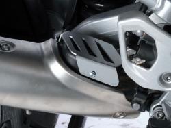 R1200GS('13-) 排気フラップガード