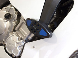 P&A International クラッシュパッド Extreme X-Pad Yamaha YZF-R1 ('15-)