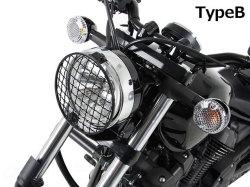 ヘプコ&ベッカー 正規品 ヤマハ Bolt / ボルト ヘッドライトガード Type B