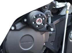 metisse ダンパー内蔵クラッシュパッド X-Pad Honda CBR1000RR