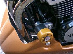 P&A International クラッシュパッド X-Pad  Yamaha XJR1300 / XJR1300C / XJR1200