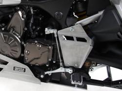 ヤマハ XT 1200Z Super Tenere ヘプコ&ベッカー ドライブシャフトカバー