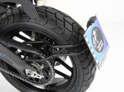 ヘプコ&ベッカー 正規品 ドゥカティ Scrambler / スクランブラー ナンバープレートサポート