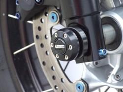 P&A International フロントフォークスライダー X-Pad (エックスパッド) Kawasaki Versys 1000