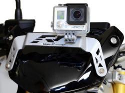 ワンダーリッヒ アクションカメラホルダー BMW R1200R LC(水冷 '15-)