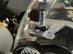 ワンダーリッヒ アクションカメラホルダー R1200GS(-'12)