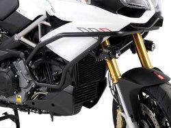 ヘプコ&ベッカー 正規品 エンジンガード ブラック aprilia CAPONORD1200