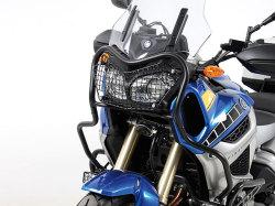ヘプコ&ベッカー 正規品 YAMAHA XT1200Z SuperTenere タンク・ヘッドライトガード ブラック