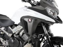 ヘプコ&ベッカー 正規品 エンジンガード ブラック Honda VFR800X Crossrunner('15-)
