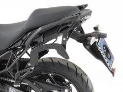 ヘプコ&ベッカー 正規品 サイドソフトケースホルダー(キャリア)「C-Bow」 Kawasaki Versys ('15-)