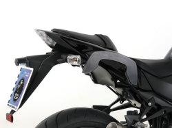 ヘプコ&ベッカー 正規品 サイドソフトケースホルダー(キャリア)「C-Bow」 Kawasaki Z750 ('07-)