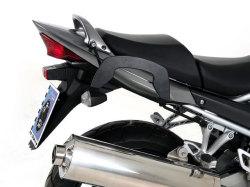 ヘプコ&ベッカー 正規品 サイドソフトケースホルダー(キャリア)「C-Bow」 SUZUKI GSF1200 Bandit ('06-)