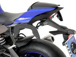 ヘプコ&ベッカー 正規品 サイドソフトケースホルダー(キャリア)「C-Bow」 Yamaha YZF-R1('15-) / YZF-R1M('15-)