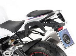 ヘプコ&ベッカー 正規品 サイドソフトケースホルダー(キャリア)「C-Bow」 BMW S1000R / S1000RR