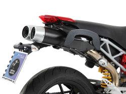 ヘプコ&ベッカー 正規品 サイドソフトケースホルダー(キャリア)「C-Bow」 Ducati Hypermotard 796/1100