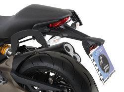 ヘプコ&ベッカー 正規品 サイドソフトケースホルダー(キャリア)「C-Bow」 Ducati Monster821