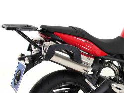 ヘプコ&ベッカー 正規品 サイドソフトケースホルダー(キャリア)「C-Bow」 Triumph Street Triple('07-'12)