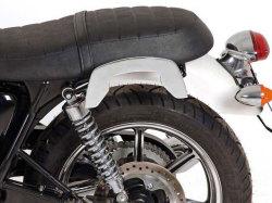 ヘプコ&ベッカー 正規品 サイドソフトケースホルダー(キャリア)「C-Bow」 Triumph Bonneville / T100 / SE