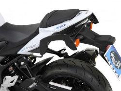 ヘプコ&ベッカー 正規品 サイドソフトケースホルダー(キャリア)「C-Bow」 Suzuki GSR750