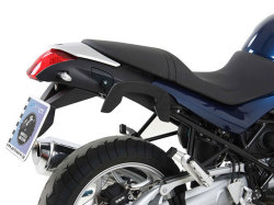 ヘプコ&ベッカー 正規品 サイドソフトケースホルダー(キャリア)「C-Bow」 BMW R1200R