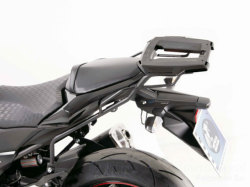 ヘプコ&ベッカー 正規品 Kawasaki Z800 トップケースホルダー(キャリア) (アルラック) ブラック