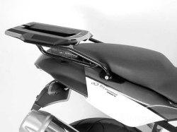 ヘプコ&ベッカー 正規品 トップケースホルダー(キャリア) アルラック ブラック BMW K1300S/K1200S