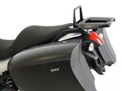 ヘプコ&ベッカー 正規品 BMW R1200R トップケースホルダー(キャリア) (アルミラック) ブラック