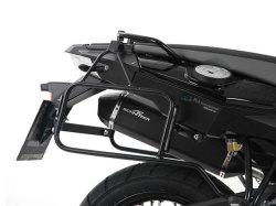 ヘプコ&ベッカー 正規品 BMW F650GS('08-)/F700GS / F800GS サイドケースホルダー(キャリア) ブラック