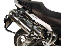ヘプコ&ベッカー 正規品 Triumph Tiger 1050サイドケースホルダー(キャリア) (Lock it system)