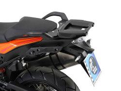 ヘプコ&ベッカー 正規品 KTM 1190 Adventure トップケースホルダー(キャリア) (アルミラック) ブラック