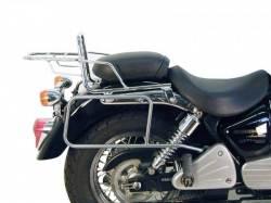 ヘプコ&ベッカー 正規品 サイドケースホルダー(キャリア) クローム Triumph Bonneville America (-'10)