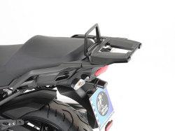 """ヘプコ&ベッカー 正規品 トップケースホルダー(キャリア) """"アルミラック"""" ブラック Kawasaki Versys 1000('15-)"""