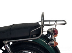 ヘプコ&ベッカー 正規品 トップケースホルダー(キャリア)(クローム) Triumph Bonneville/ T 100 / SE