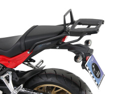 ヘプコ&ベッカー 正規品 トップケースホルダー(キャリア) (アルミラック) ブラック ホンダ CB650F