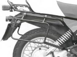 ヘプコ&ベッカー 正規品 サイドケースホルダー(キャリア) ブラック BMW R80GS / R100GS ('88-)