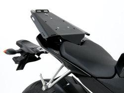 ヘプコ&ベッカー 正規品 タンデムシート置換型リアラック「Speedrack EVO」 YAMAHA YZF-R6