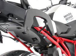 ヘプコ&ベッカー 正規品 サイドソフトケースホルダー(キャリア)「C-Bow」 BMW R1200R LC / R1200RS LC