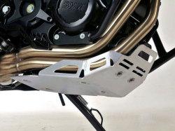 ヘプコ&ベッカー エンジンアンダーガード F800GS