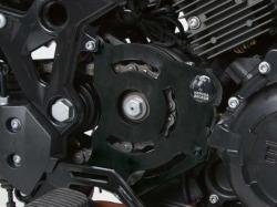 BMW F650GS('08-)/F800GS ヘプコ&ベッカー フロントスプロケットカバー