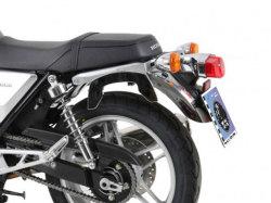 ヘプコ&ベッカー 正規品 サイドソフトケースホルダー(キャリア)「C-Bow」 Honda CB1100 クローム