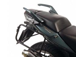 ヘプコ&ベッカー 正規品 HONDA CBF1000 サイドケースホルダー(キャリア) (Lock it system) ブラック