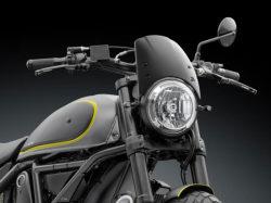 rizoma / ��� ������ �إåɥ饤�ȥե������ Ducati Scrambler / �������֥顼