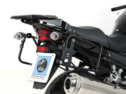 ヘプコ&ベッカー 正規品 SUZUKI Bandit 1250/S ('07-) サイドケースホルダー(キャリア) (Lock it system) ブラック
