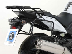 ヘプコ&ベッカー 正規品 HONDA CBF1000F サイドケースホルダー(キャリア) (Lock it system) ブラック