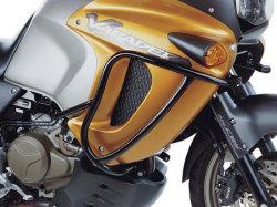 ヘプコ&ベッカー 正規品 タンクガード HONDA XL1000V Varadero(-'02) ブラック