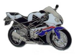 ピンバッチ BMW S1000RR