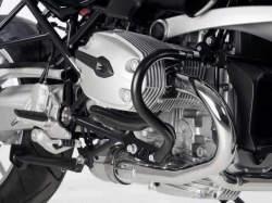 ヘプコ&ベッカー 正規品 エンジンガード R1200R('11-) ブラック