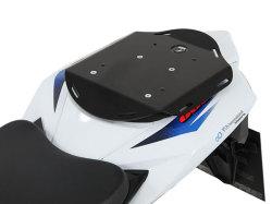 ヘプコ&ベッカー 正規品 タンデムシート置換型リアラック「Speedrack EVO」 SUZUKI GSX-R 600 ('11-)