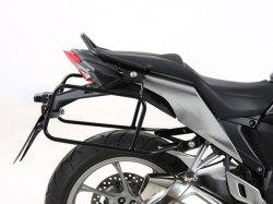 ヘプコ&ベッカー 正規品 HONDA VFR1200F サイドケースホルダー(キャリア) (Lock it system) ブラック