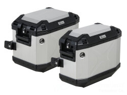 ヘプコ&ベッカー 正規品 サイドケース エクスプローラー Xplorer